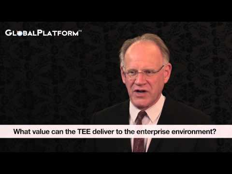 Peter Cattaneo of Intercede looks at the value of the TEE in bringing trust for BYOD