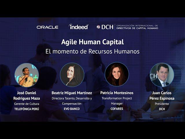 Agile Human Capital: El momento de Recursos Humanos