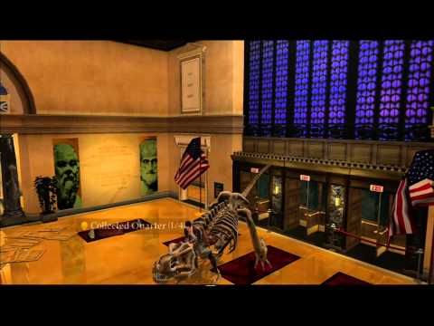 Night At The Museum:The Video Game Part1