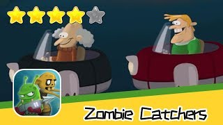 Zombie Catchers Day94 Walkthrough Let's Start The Business! Recommend index four stars