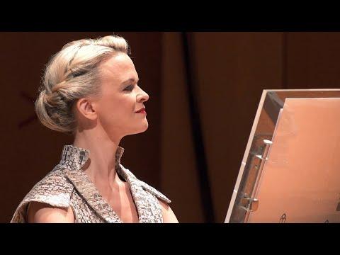 Concerto A Minor BWV 593 (I. Apkalna) (Stage@Seven)