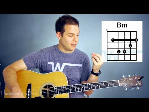 Guitar Lesson: How To Play Chords in the Key of D (D, G, A, Bm)
