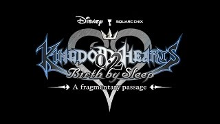 Kingdom Hearts 0.2 Birth by Sleep - A Fragmentary Passage - The Movie [German Subs]