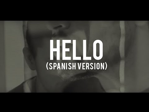 Hello -Adele(spanish version) - Dani Garcia