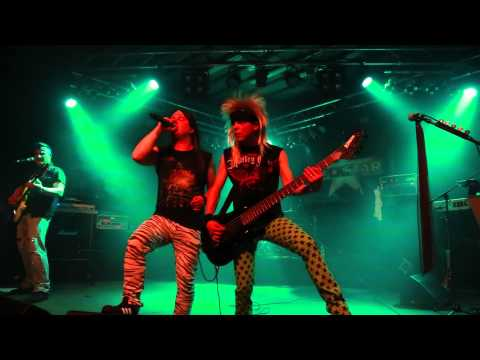 Rockstar   Rock You Like A Hurricane  (Scorpions Cover) 80s Tribute Band