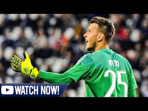 Norberto Murara Neto || Welcome to Milan? || Best Saves || [HD]