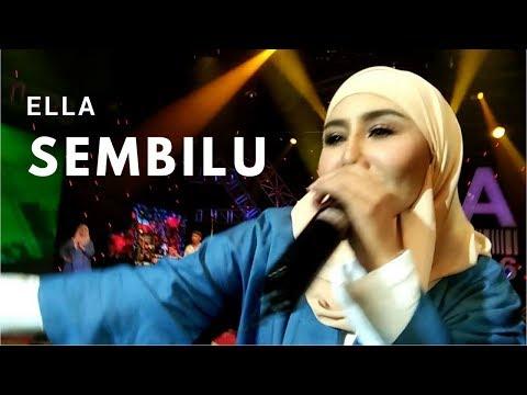 Ella - Sembilu [Live Singapore]