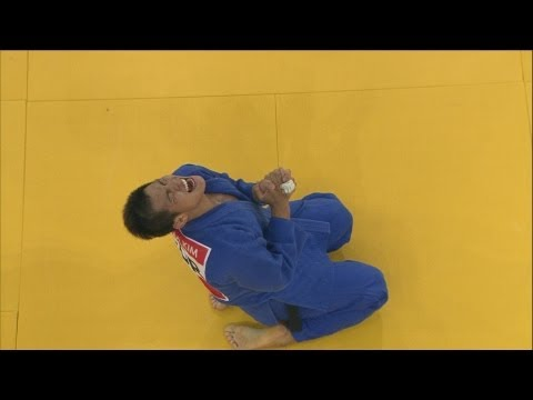 Kim Jae-Bum (KOR) Wins Judo Men -81 kg Gold – London 2012 Olympics