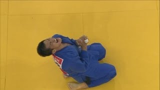 Kim Jae-Bum (KOR) Wins Judo Men -81 kg Gold - London 2012 Olympics