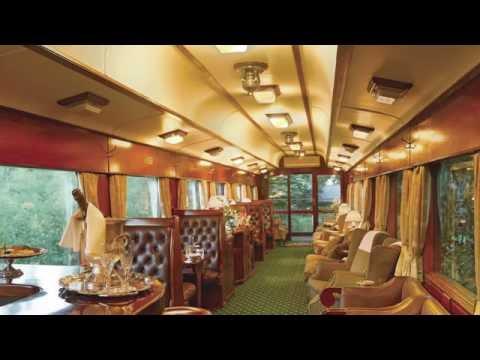 Shongololo Express - Rovos Rail
