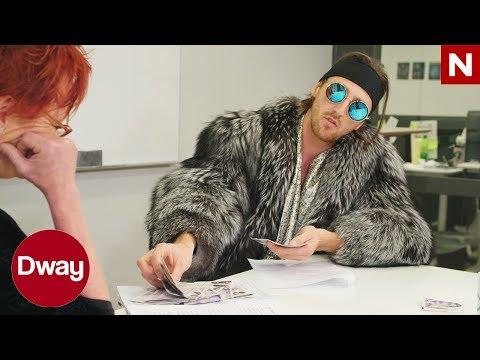 #Dway | TIX prøver å bestikke læreren for å få bedre ka