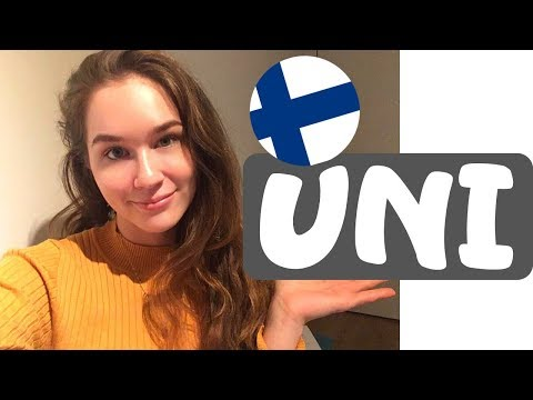 Day in the Life of a Master's Student in Finland - University Life | KatChats