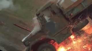 U.S. Navy Railgun Test Fire