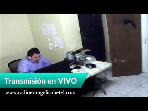 Transmisión en VIVO RADIO EVANGELICA BETEL PROGRAMA culto iglesia betel san miguel domingo 10 de jul
