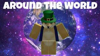 Roblox Animation - Doge Around the World