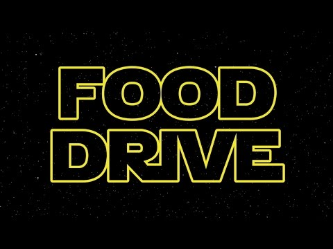 Goodpasture Christian School Food Drive 2015
