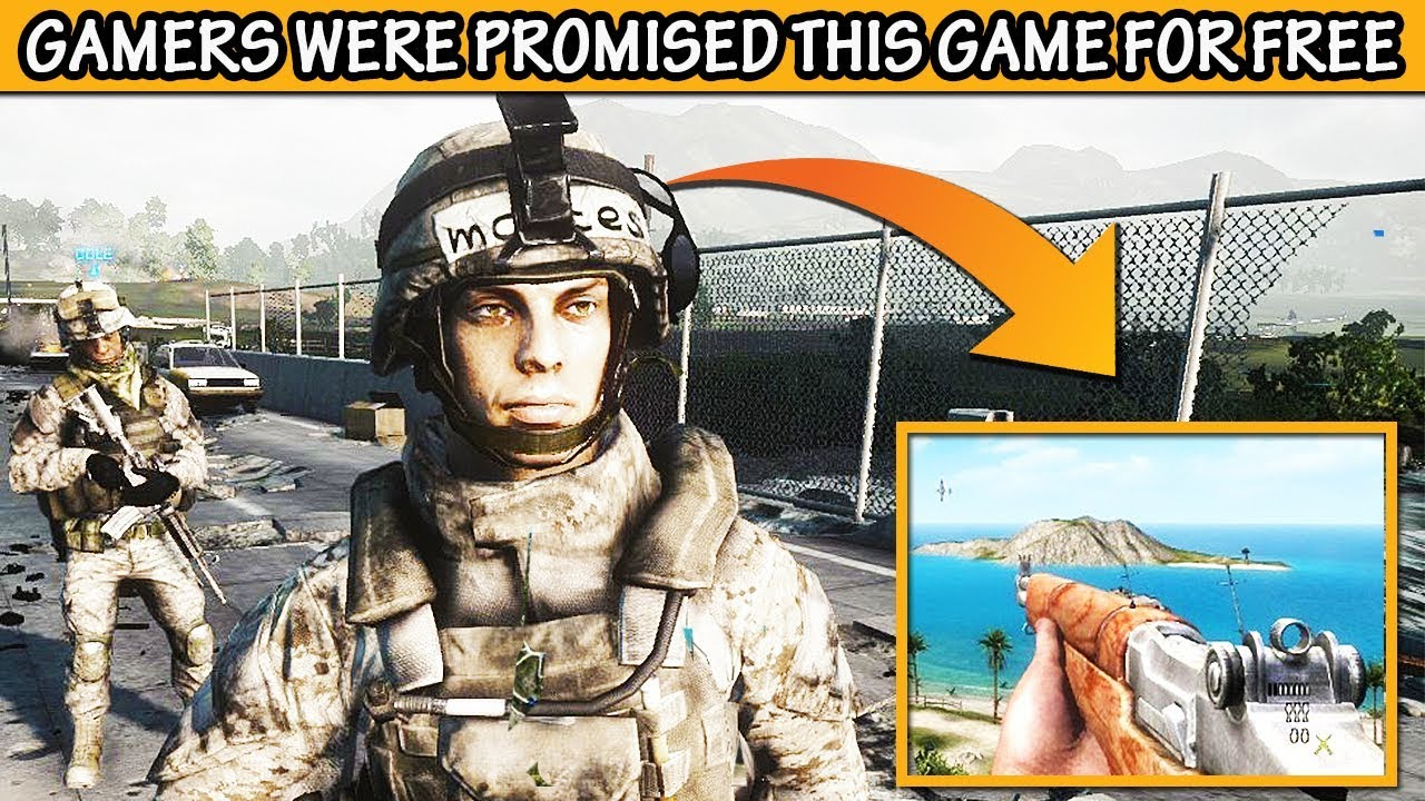 10 exposed video games that lied straight to your face