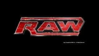WWE - Raw Theme Song 2006-2009
