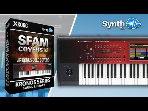 Sounds : LDX100 - Monster and Symphony - Korg Kronos