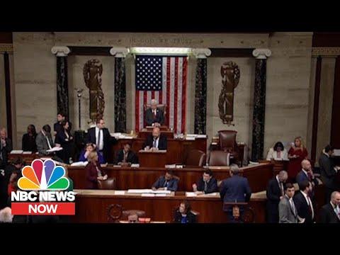 The Politics Of Impeachment  NBC News NOW