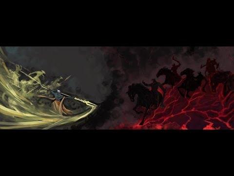 видео: Кто сильнее phantom lancer или chaos knight? dota 2 mid only