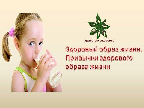 Здоровый образ жизни. Привычки здорового образа жизни