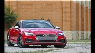 2018 Audi S5 Sportback  in-depth review | S5 Sportback's acceleration doesn't disappoint