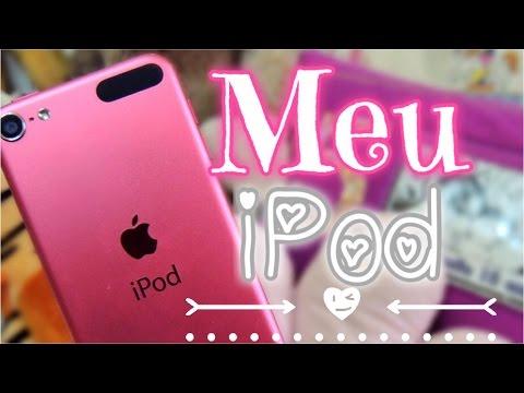 O que tem no meu iPod// Apps// Músicas// Michelle Garcia