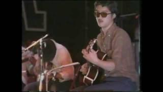 1982/2/28 NHKホール 憂歌団&RCサクセションのジョイントライブ「Blues...
