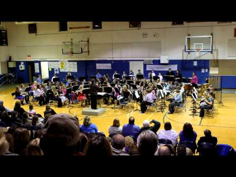 Ripley Middle School 6th Grade Band