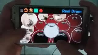 Baixar Real Drum 🎶Inquilina - Xandy Avião🎶 Nilkson Drummer