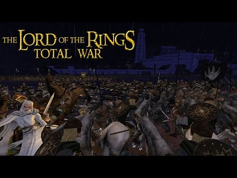 Установка мода The Lord Of The Rings [Rome: Total War]