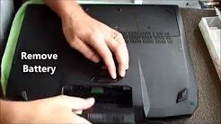 Asus G750 ROG AC DC Power Jack Repair (Loose Charge Port)