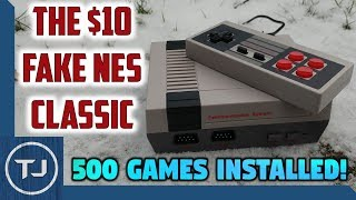The $10 FAKE NES Classic Mini (Is It Any Good?)
