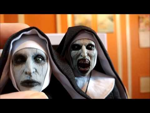 "Joebizz34 Reviews Legio7 Workshop's 1/6 The Nun ""Valak"" Full Figure"