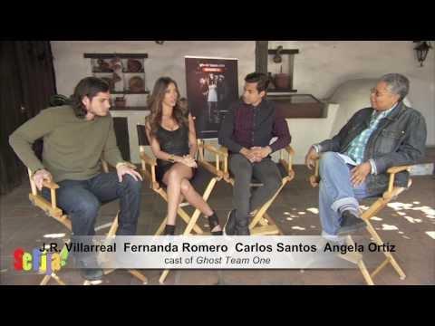 Carlos Santos, J.R. Villarreal, and Fernanda Romero talk with SeFija! about