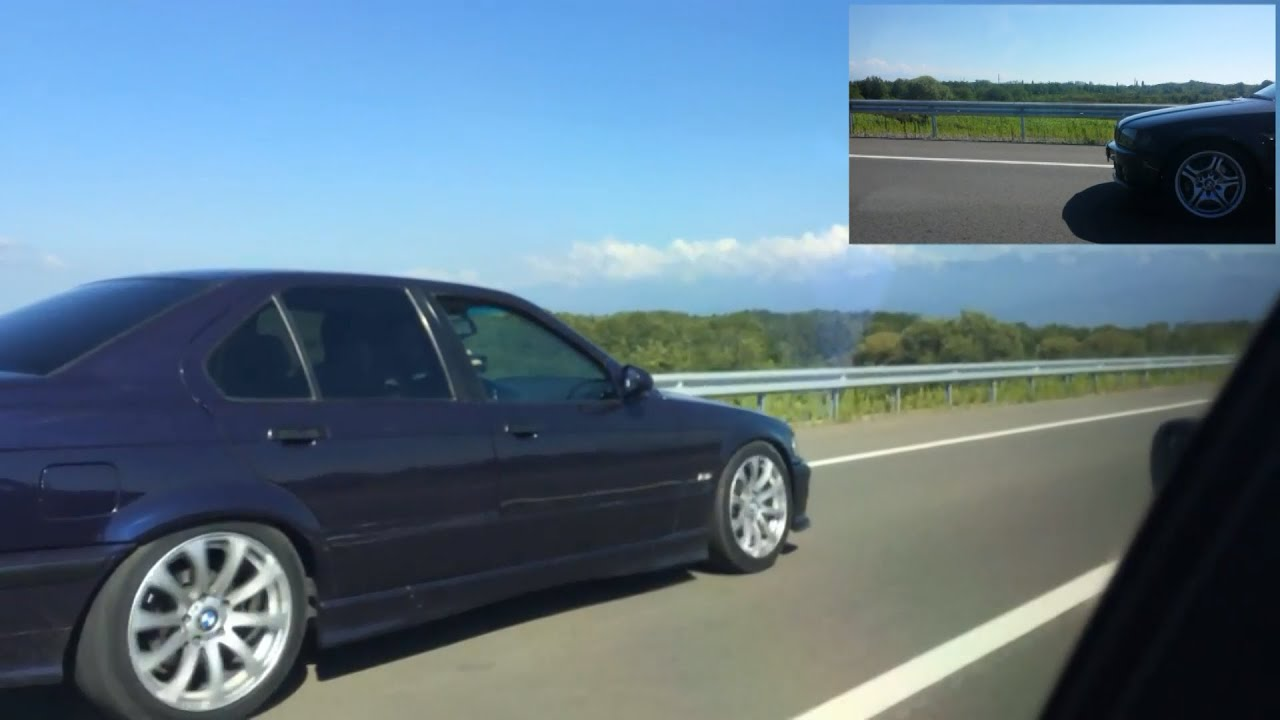 bmw e46 330i vs bmw e36 323i some mods youtube. Black Bedroom Furniture Sets. Home Design Ideas