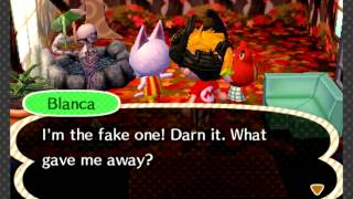 Animal Crossing: New Leaf - April Fools Day