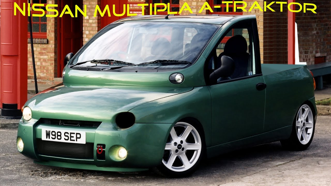 photo collection virtual tuning fiat multipla
