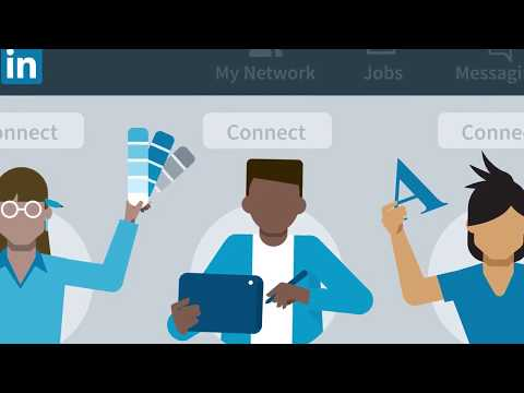 Entrando no Mercado – o uso do LinkedIn