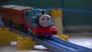 THOMAS THE TANK ENGINE ACCIDENTS HAPPEN