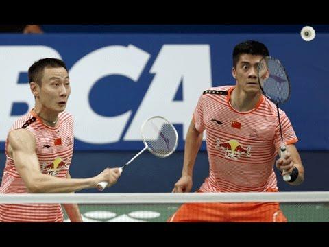 Badminton 2015 | Chinese Taipei Open 2015 Semi-Final | LEE Yong Dae - YOO Yeon Seong vs FU - ZHANG