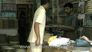 Ration Shop in the Old India : cheap provisions for the ration card wielding masses