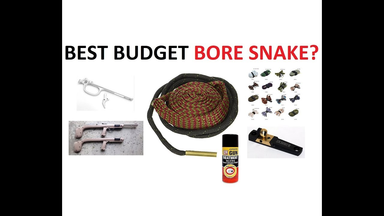 Bore Cleaner Vs Gun Oil