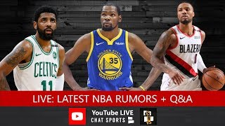 NBA Now: Live Q&A, News, Rumors, And Trades With Jimmy Crowther & Harrison Graham (May 22)