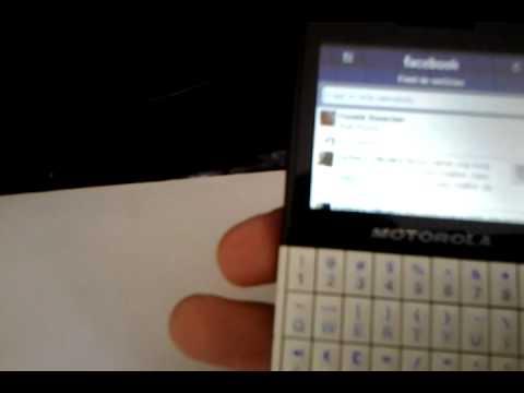 aplicativos do facebook para celular motorola ex119
