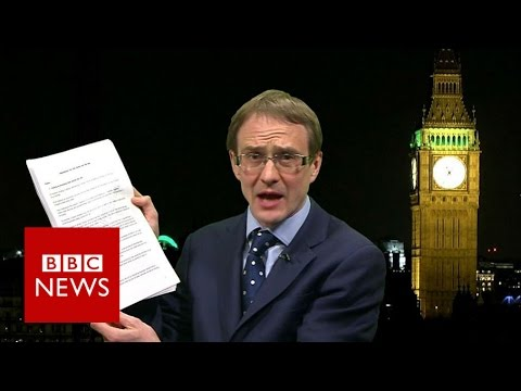Labour manifesto leak: 'Draft, confidential' BBC News