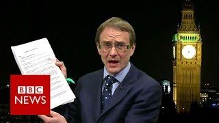 Labour manifesto leak  'Draft, confidential' BBC News