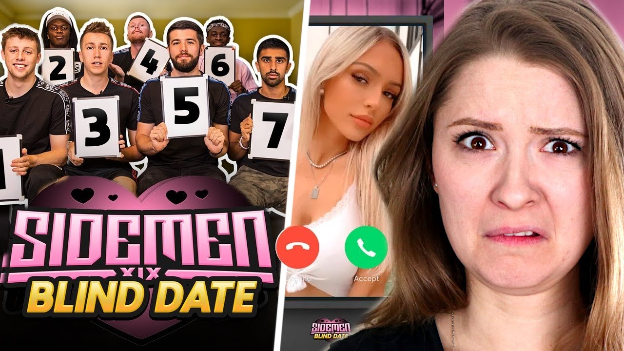 Couple Reacts To SIDEMEN BLIND DATING 3 - download from YouTube for free
