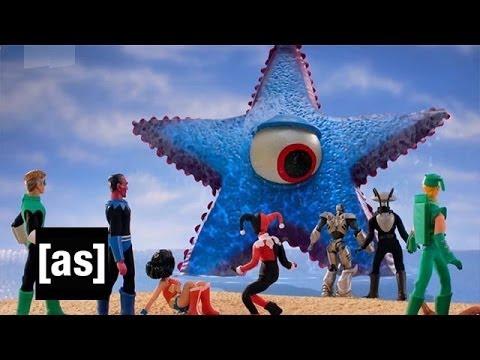 Starro Attacks |